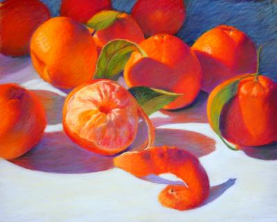 More Oranges