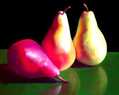 Pears three